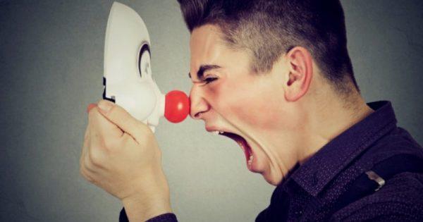 Ο θυμός και το μίσος μπορούν να μας δημιουργήσουν αισθήματα… χαράς-Πως Γίνεται!!!