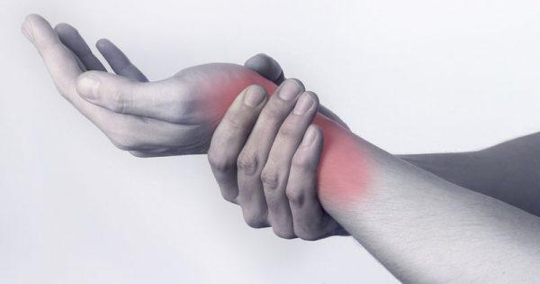 Συνήθεις κακώσεις του καρπού και πώς αντιμετωπίζονται