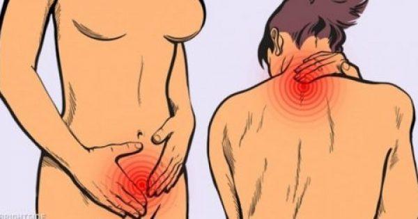 12 συμπτώματα που δεν πρέπει να αγνοείτε εάν έχετε πόνους σε όλο σας το σώμα
