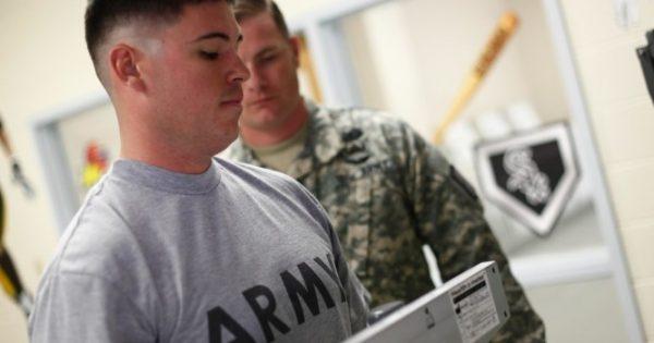 Δίαιτα του στρατιώτη: Μέχρι και 4,5 κιλά σε μία εβδομάδα – Πρόγραμμα ανά ήμερα