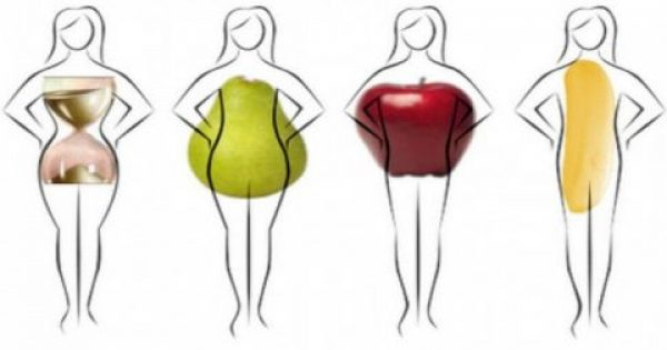 Μήλο ή αχλάδι; Υπάρχει συγκεκριμένη διατροφή για να χάσετε το τοπικό λίπος από κοιλιά ή τους μηρούς;