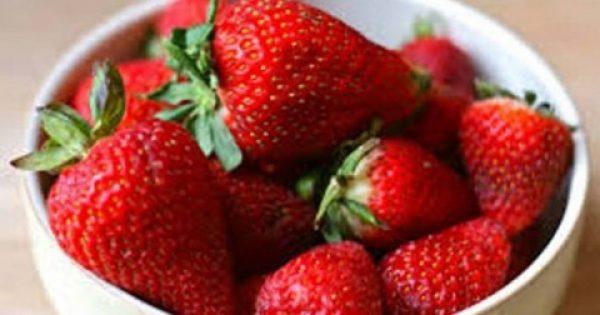 Δείτε τους 6 λόγους που πρέπει να τρώμε πολλές φράουλες