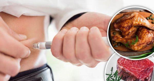 Διαβήτης τύπου 2 – Διατροφή: Τι ισχύει με κόκκινο κρέας και πουλερικά [vid]