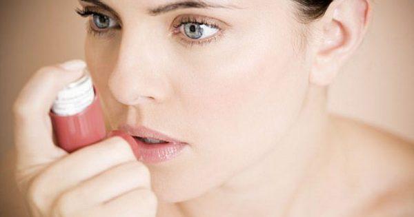 Άσθμα: Πώς θα μειώσετε τα συμπτώματα σε δύο μήνες