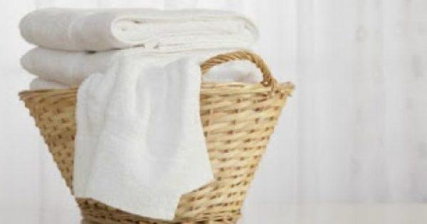 Τέλος στη xλωρίνη: Απίστευτο Tip για ακόμα λευκότερα λευκά
