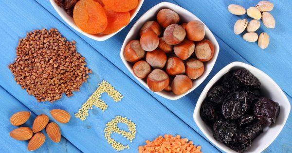 Με ποιες τροφές θα καλύψετε τις ανάγκες σας σε σίδηρο
