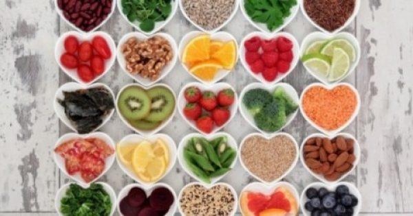 17 superfoods για γρήγορο αδυνάτισμα