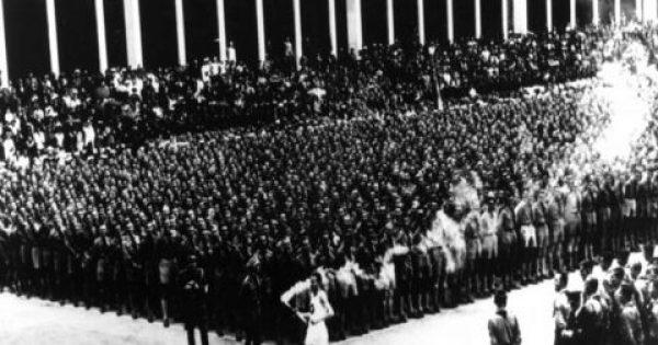 Η Τελετή Έναρξης των Ολυμπιακών του 1936 στο Τρίτο Ράιχ και η είσοδος της Ελληνικής αποστολής [Βίντεο]
