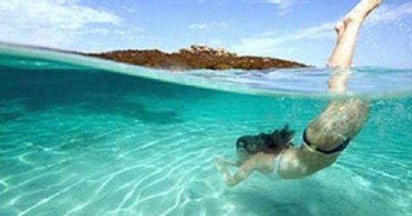 Μεγάλη προσοχή: Μην ξεπλένεστε από το αλάτι της θάλασσας κατευθείαν μετά το μπάνιο! Δείτε τον πολύ σοβαρό λόγο