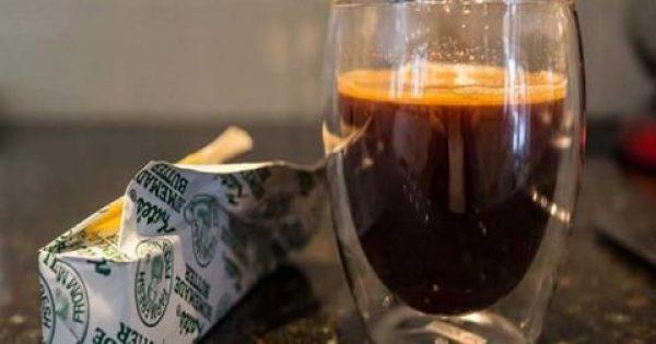 Η καινούρια μόδα που τρελαίνει: Ο καφές με το βούτυρο που βοηθά στη θεαματική απώλεια κιλών [Εικόνα]