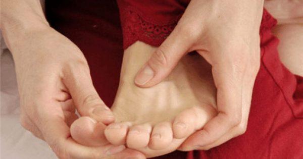 18 προβλήματα των ποδιών που σας προειδοποιούν για την υγεία σας!