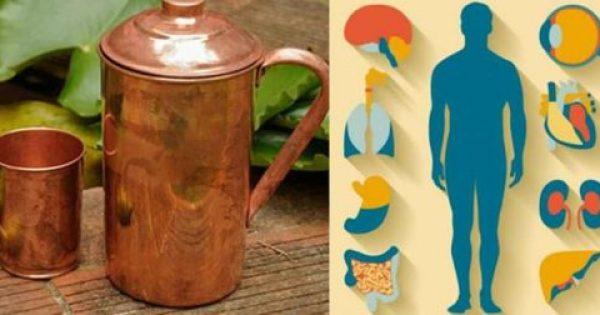 11 Λόγοι για να Πίνετε Νερό από Χάλκινα Σκεύη – Μια Παραδοσιακή Συνήθεια που Ξεχάσαμε