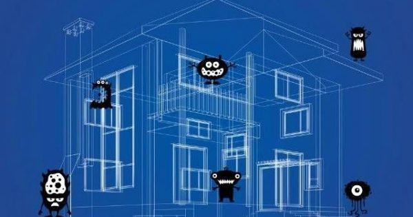 Ποια δωμάτια στο σπίτι έχουν τα περισσότερα βακτήρια