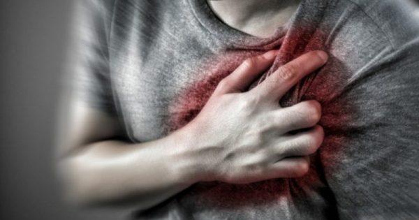 Πόνος στο στήθος από αυξημένο άγχος: Τι πρέπει να ξέρετε – Πότε οφείλεται στην καρδιά!!!