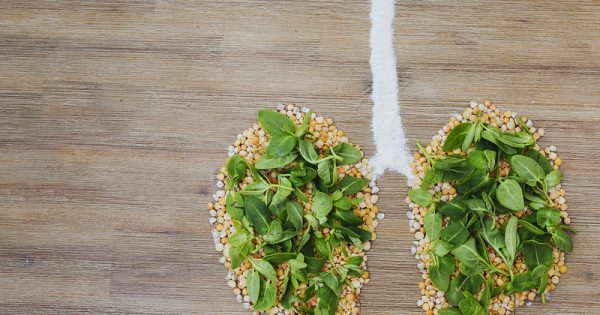 Διατροφή για δυνατά πνευμόνια και καλύτερη αναπνοή