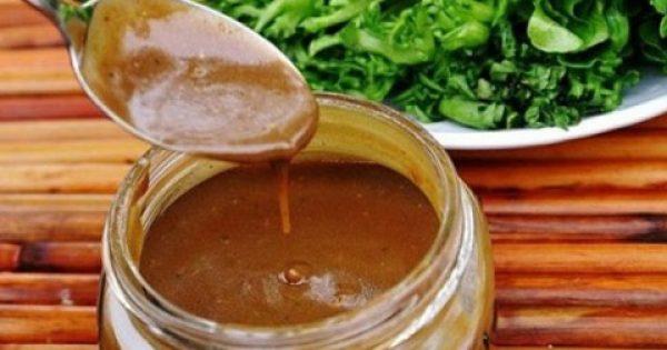 """Η """"μαγική"""" σάλτσα που καθαρίζει τις φλέβες από τη χοληστερίνη"""