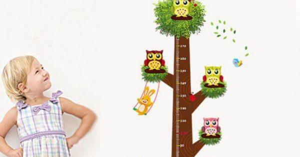 Πώς να μετρήσετε σωστά το ύψος του παιδιού σας!!!