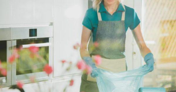 5 Σημαντικά Προβλήματα Κάθε Νοικοκυράς Λύνονται με μια Σακούλα Απορριμμάτων!