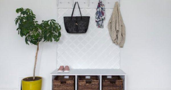 6 Εντυπωσιακές DIY Ιδέες για την Είσοδο του Σπιτιού σας