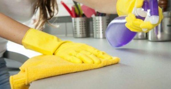 Η εμμονή με το καθάρισμα συνδέεται με το άγχος και είναι σύμπτωμα ψυχαναγκαστικής διαταραχής
