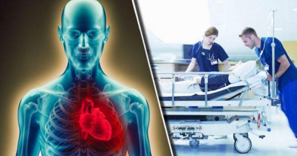 Καρδιακή προσβολή – Πρώτες βοήθειες: 3 πράγματα που πρέπει να κάνετε εκείνη την στιγμή