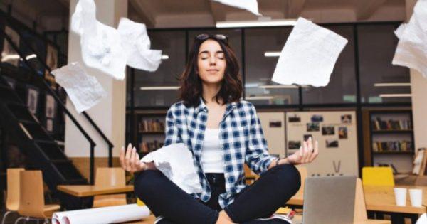 Πώς μειώνεται το στρες με ψυχονοητική άσκηση και διαλογισμό