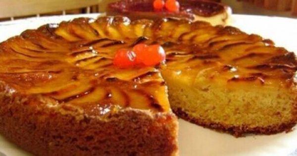 Συνταγή για αφράτο κέικ μήλου