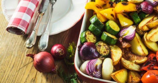 Ο πιο Εύκολος Τρόπος για να Τρώτε Περισσότερα Λαχανικά Μέσα στην Εβδομάδα!