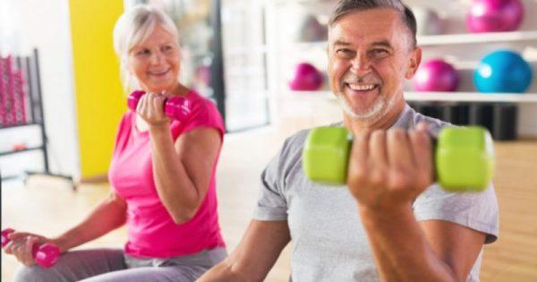Τι πολύτιμο σας δίνει μόλις μία ώρα γυμναστικής την εβδομάδα -Εκτός από καλύτερο σώμα!!!