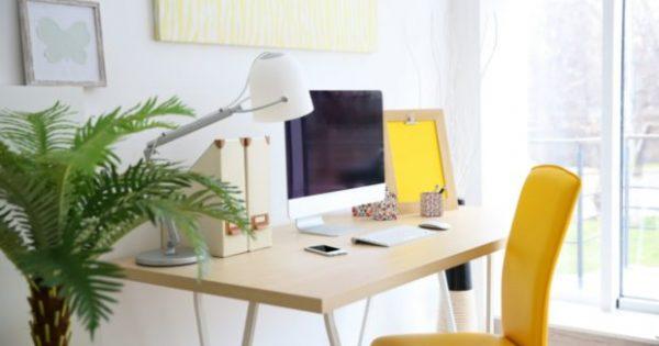 Με ΑΥΤΑ τα αξεσουάρ θα Δημιουργήσετε ένα Υπέροχο Γραφείο στο Σπίτι