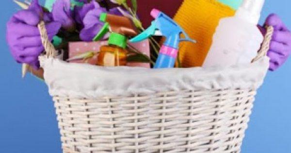 Τέσσερα πράγματα που πρέπει να καθαρίζετε κάθε εβδομάδα