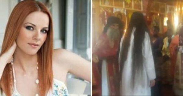 Η Ναταλία Λιονάκη με μαλλιά ως το γόνατο χειροτονήθηκε μοναχή -Σε τελετή στην Κένυα