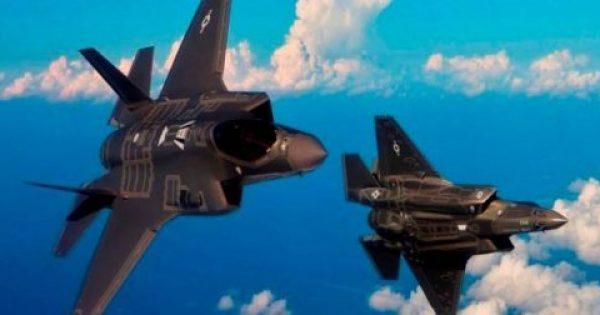 Πώς και από ποιους σαμποταρίστηκε το ελληνικό υπό ανάπτυξη σύστημα εντοπισμού των τουρκικών μαχητικών stealth F-35