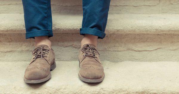 Κίνδυνος για τους άντρες τα παπούτσια χωρίς κάλτσες
