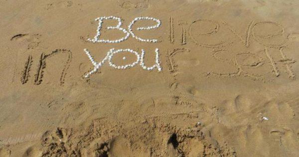 Να είσαι ο εαυτός σου και σε όποιον αρέσεις!