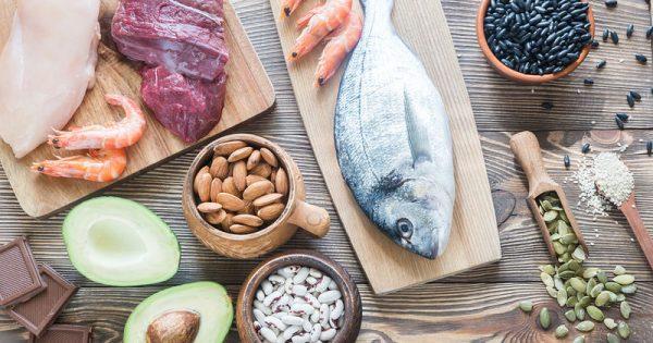 Τροφές ζωικής και φυτικής προέλευσης που παρέχουν ψευδάργυρο