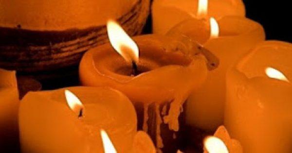 Πώς βγαίνει ο λεκές από το κερί από τα ρούχα