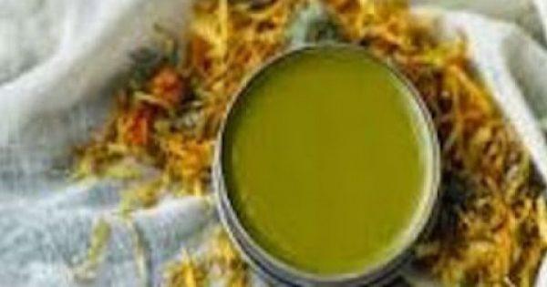 Θεραπευτική αλοιφή με βότανα ( Η αλοιφή της κουζίνας)