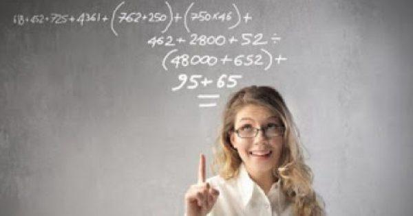 Τα μαθηματικά της υγείας μας