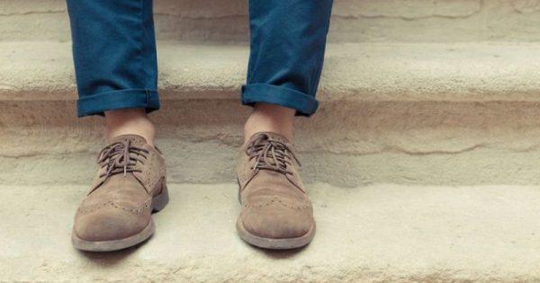 Κίνδυνος για τους άντρες τα παπούτσια χωρίς κάλτσες!!!
