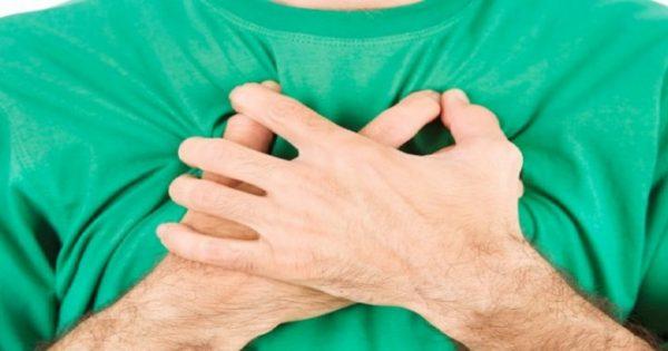 Έχετε πόνο στο στήθος; Δείτε όλες τις πιθανές αιτίες