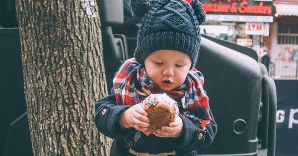 Ενδεικτικό ημερήσιο διαιτολόγιο για μωρό ενός έτους