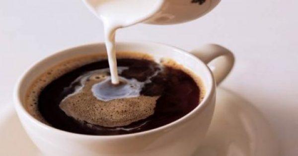 Γιατί δεν πρέπει να βάζετε γάλα στον καφέ. Τι προβλήματα… «προκαλεί»