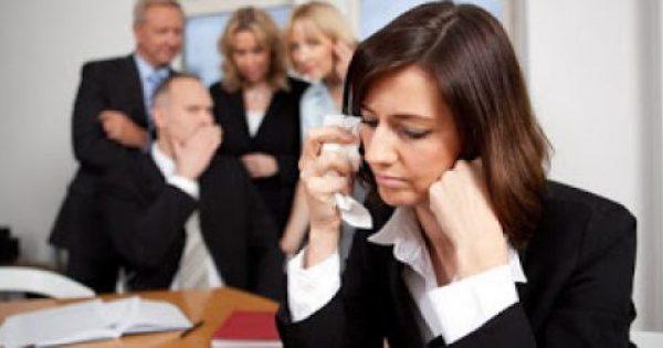 Η ψυχολογία του εργασιακού εκφοβισμού (bullying)
