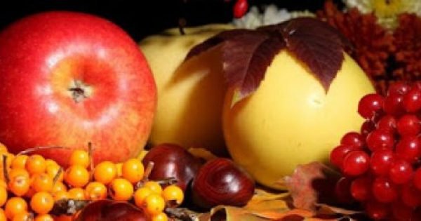 Δίαιτα με χειμωνιάτικα φρούτα