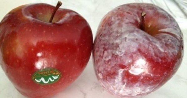 Ρίξτε Καυτό Νερό Σε Ένα Μήλο… Αυτό Που Θα Γίνει Θα Σας Σoκάρει !