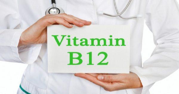 Που οφείλεται η έλλειψη βιταμίνης Β12- Προσοχή στα 9 συμπτώματα