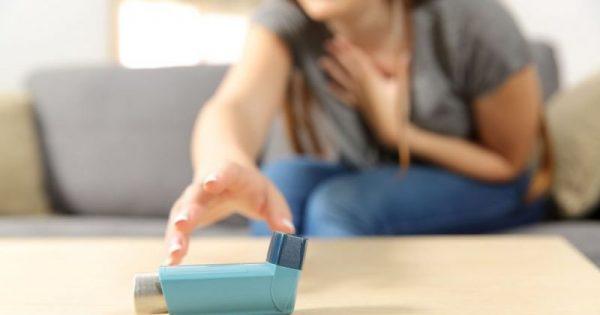 Άσθμα: Το 50% των ασθενών δηλώνουν ψυχολογικά επιβαρυμένοι!!!