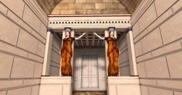 Ο τάφος της Αμφίπολης μέσα από ένα εντυπωσιακό τρισδιάστατο βίντεο