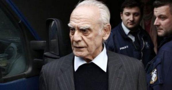 Στη φυλακή ξανά Τσοχατζόπουλος μαζί με την κόρη του Αρετή και την Βίκυ Σταμάτη